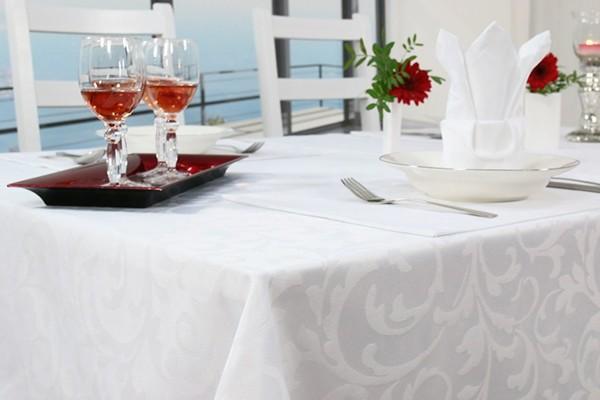 Individuelle Tischdecken